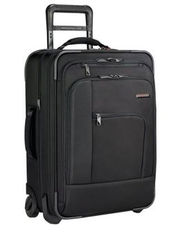 'verb - Pilot' Rolling Carry-on