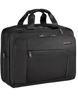 'verb - Adapt' Expandable Briefcase