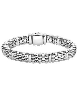 Oval Rope Caviar Bracelet