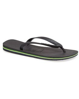 'brazil' Flip Flop