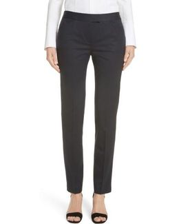 Irving Stretch Wool Pants