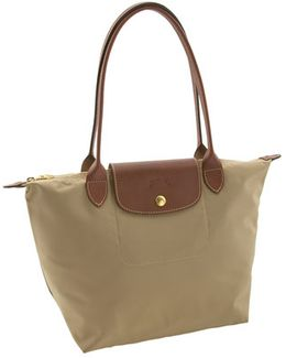 'small Le Pliage' Shoulder Tote