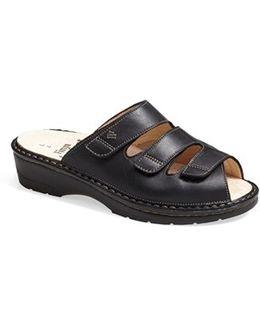 'tilburg' Leather Sandal