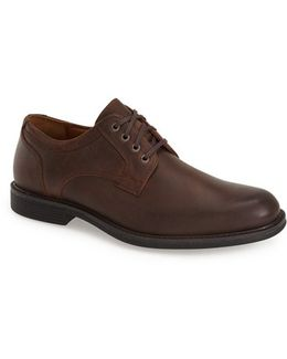 'cardell' Plain Toe Derby