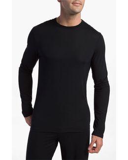'u1139' Micromodal Long Sleeve T-shirt
