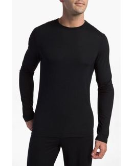 'u1139' Micromodal Long Sleeve T-shirt