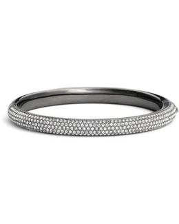Pave Crystal Bangle