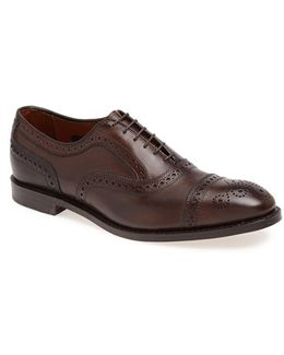 'strand' Cap Toe Oxford
