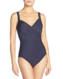 Miraclesuit 'sanibel' Underwire One-piece Swimsuit