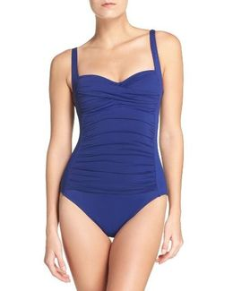 'sweetheart' One-piece Swimsuit