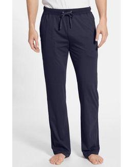 Peruvian Pima Lightweight Cotton Lounge Pants