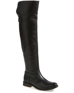 'shirley' Over The Knee Boot