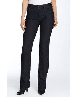 'hayden' Stretch Straight Leg Jeans