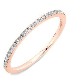 'stackable' Straight Diamond Band Ring (nordstrom Exclusive)