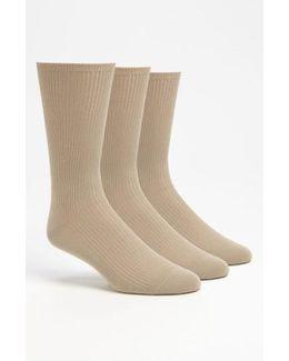 Nonbinding Dress Socks