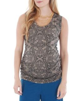 'maggie' Maternity Tank
