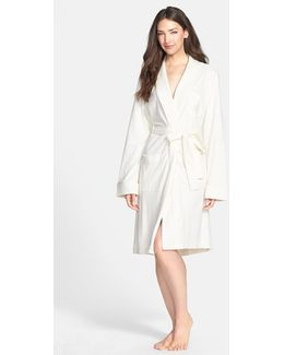 Quilted Collar Robe