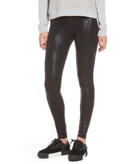 Control Top High Waist Leggings