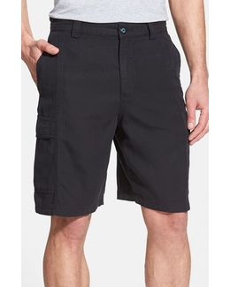 'key Grip' Relaxed Fit Cargo Shorts