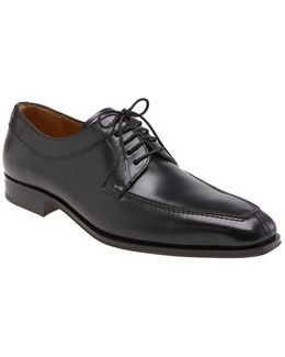 Leather Medallion Brogues