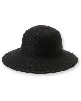 'squishee Iv' Wide Brim Hat