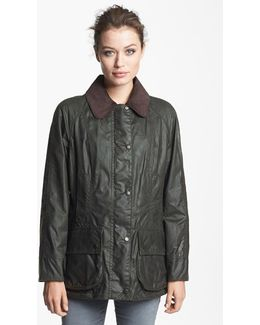 Beadnell Waxed Cotton Jacket