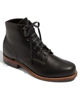 '1000 Mile' Plain Toe Boot