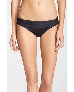 'renew & Refresh' Hipster Bikini Bottoms