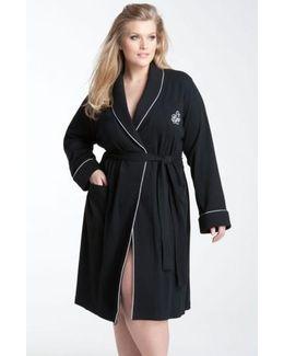 Shawl Collar Robe