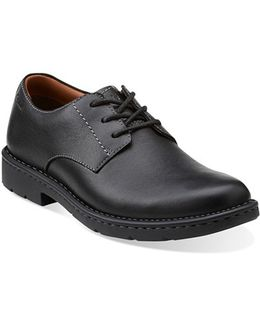 Clarks 'stratton - Way' Plain Toe Derby