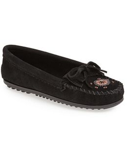 'me To We Artisans - Kilty' Beaded Moccasin