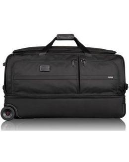 'alpha 2' Rolling Two-wheel Duffel Bag