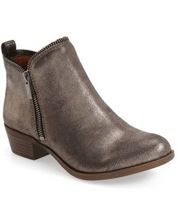 Bartalino Leather Ankle Boots