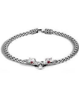 'legends' Double Dragon Bracelet