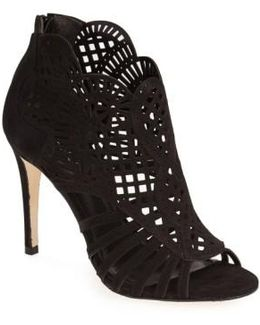 Mirelle Cut-Out Booties