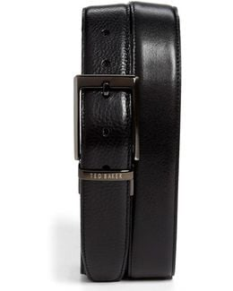 Stitched Reversible Belt