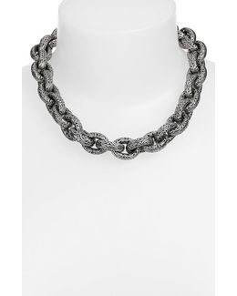 'classics' Link Collar Necklace