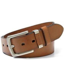'jay' Leather Belt