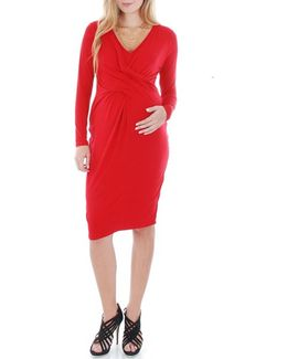 'Sloan' Maternity/Nursing Dress