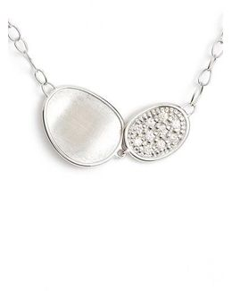 Lunaria Pendant Necklace