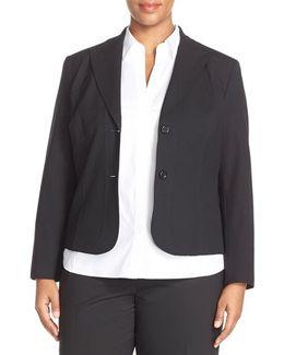 'Gladstone' Stretch Wool Jacket