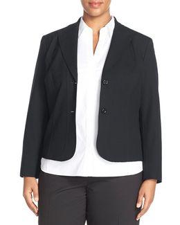 Gladstone Stretch-Wool Jacket