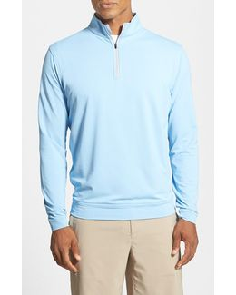 'perth' Quarter Zip Pullover