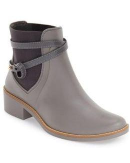 'peony' Short Waterproof Rain Boot