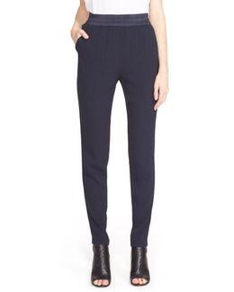 'emma' Side Stripe Pants