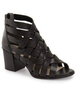Charlene Leather Sandals