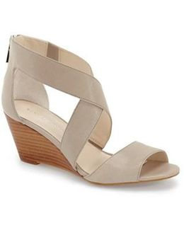 'drina' Wedge Sandal