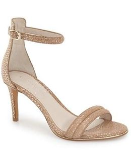 Mallory Ankle-Strap Sandals