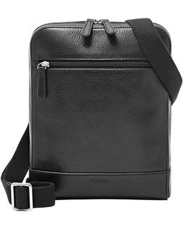 'rory' Leather Crossbody Bag