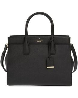 Cameron Street - Candace Leather Satchel